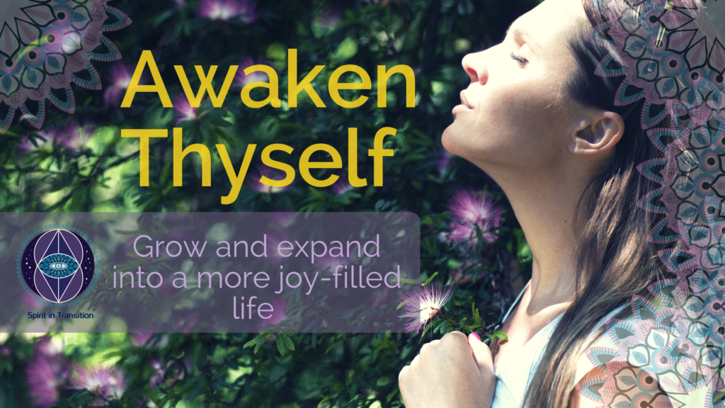 Awaken Thyself at Spirit in Transition